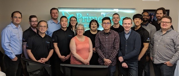 PrimeImage Technologies team